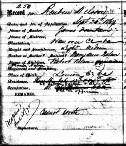 1867-09-26 Reuben Nelson Freedman Application